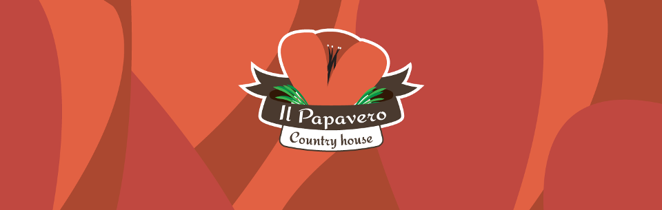 Papavero Country House Logo